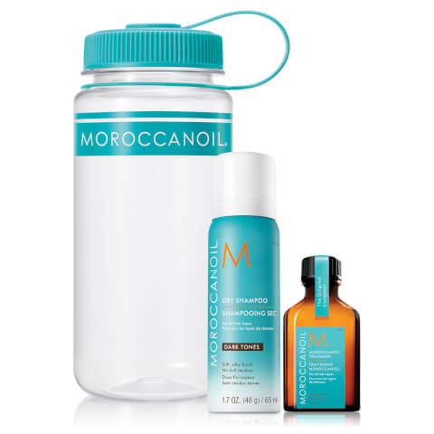MOROCCANOIL | Moroccanoil Refresh Essentials - Dark Tones (Worth £20.90) | Goxip