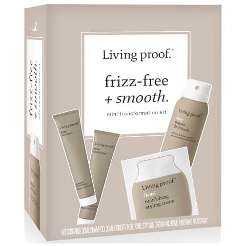 LIVING PROOF | Living Proof No Frizz Discovery Kit | Goxip