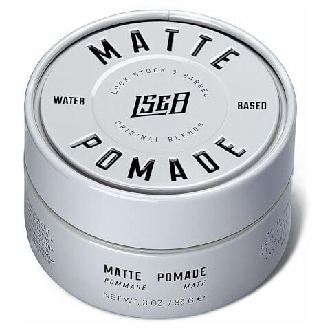 LOCK STOCK & BARREL | Lock Stock & Barrel Matte Pomade 85g | Goxip
