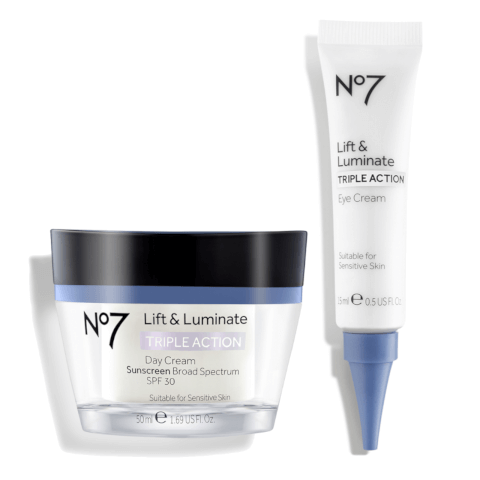 Lift & Luminate Day Cream and Eye Cream Duo ($49.98 Value)