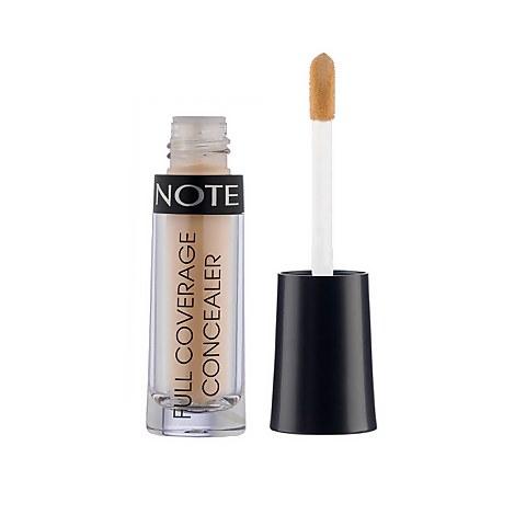 Note Cosmetics Full Coverage Liquid Concealer 2.3ml - 02 Beige