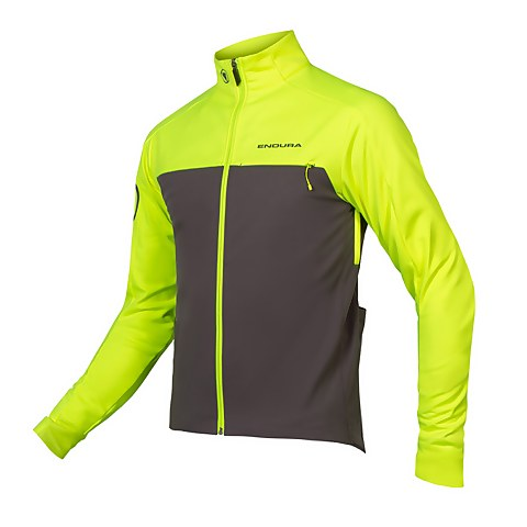 Windchill Jacket II - Hi-Viz Yellow