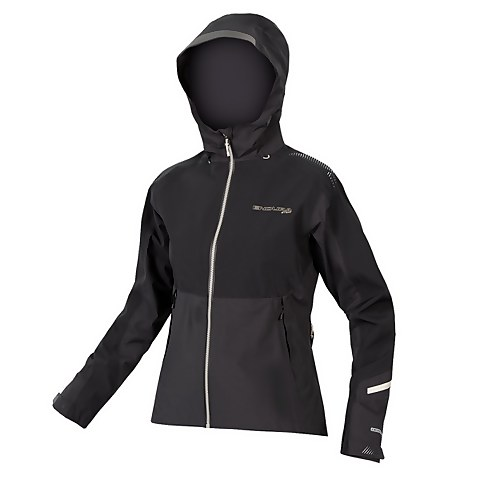 Women's MT500 Waterproof Jacket - Black