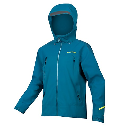 MT500 Waterproof Jacket II - Kingfisher