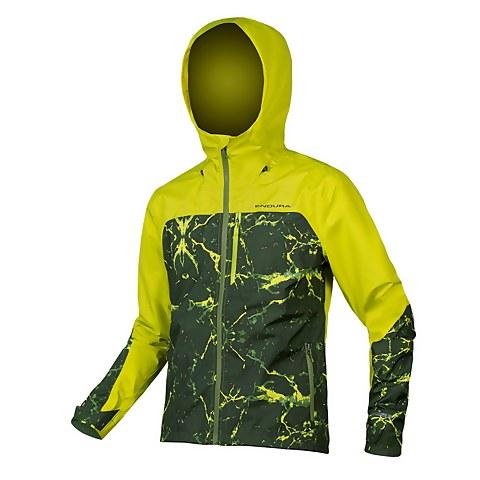 SingleTrack Jacket - Lime Green