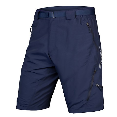 Hummvee Short II with liner - Navy