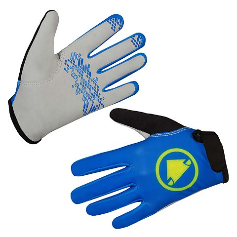 Kids Hummvee Glove - Azure Blue