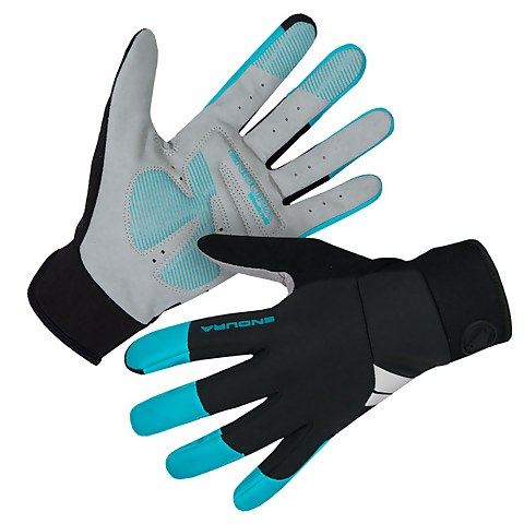 Women's Windchill Glove - Pacific Blue