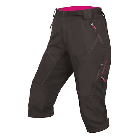 Women's Hummvee 3/4 II with liner - Black