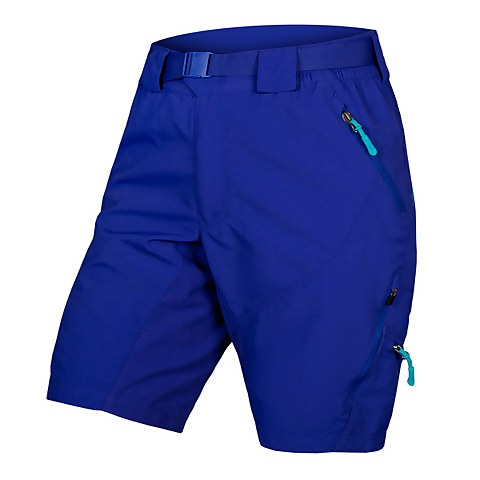 Women's Hummvee Short II - Cobalt Blue