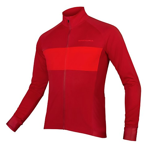 FS260-Pro Jetstream L/S Jersey II - Rust Red