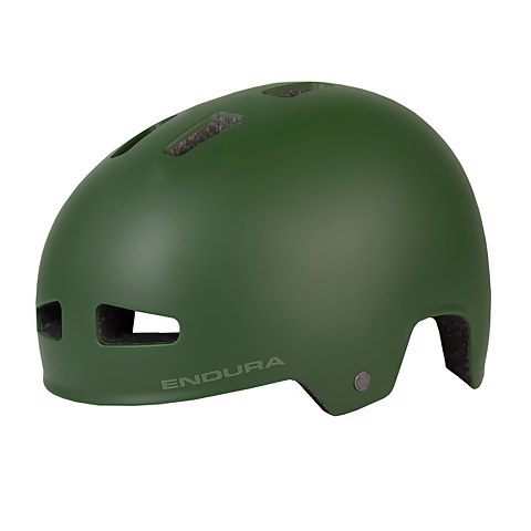 PissPot Helmet - Forest Green