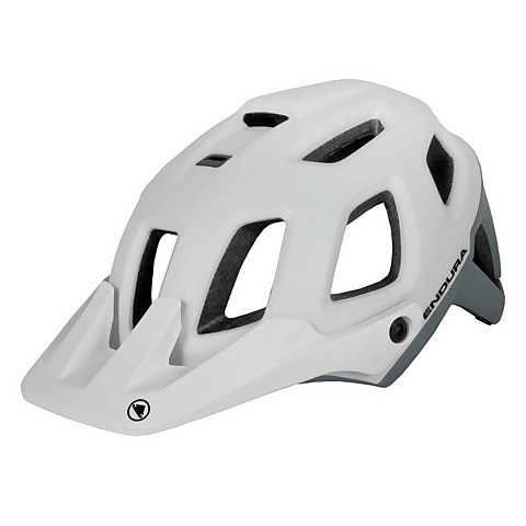 SingleTrack Helmet II - White