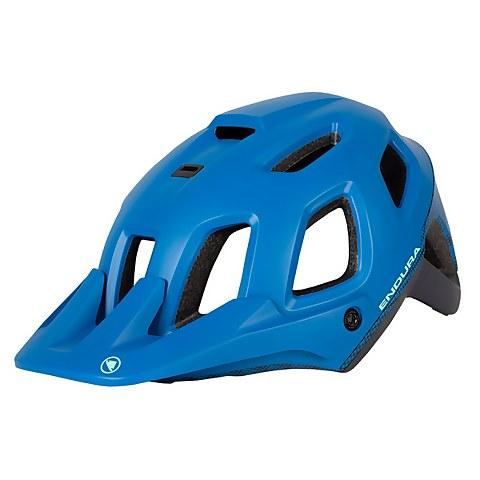 SingleTrack Helmet II - Azure Blue