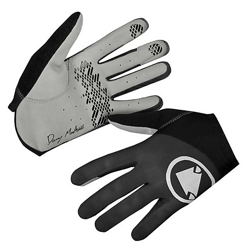 Hummvee Lite Icon Glove - Black