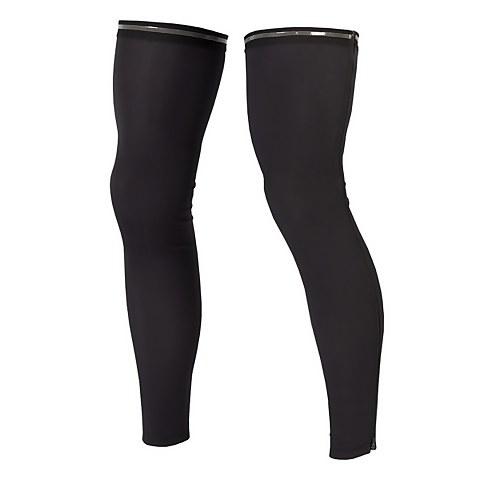 FS260-Pro Thermo Full Zip Leg Warmer - Black