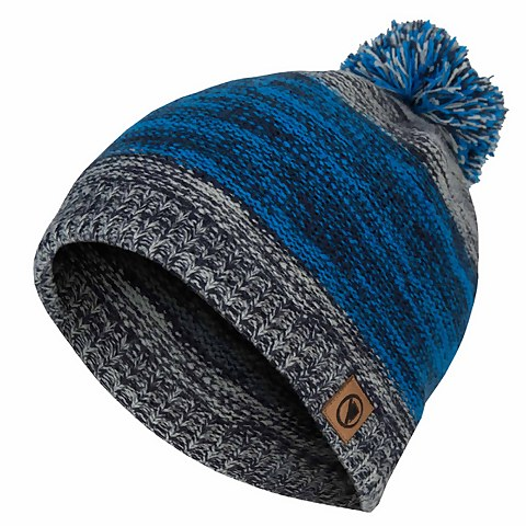 One Clan Bobble Beanie - Navy