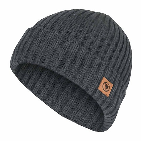 One Clan Merino Beanie - Grey