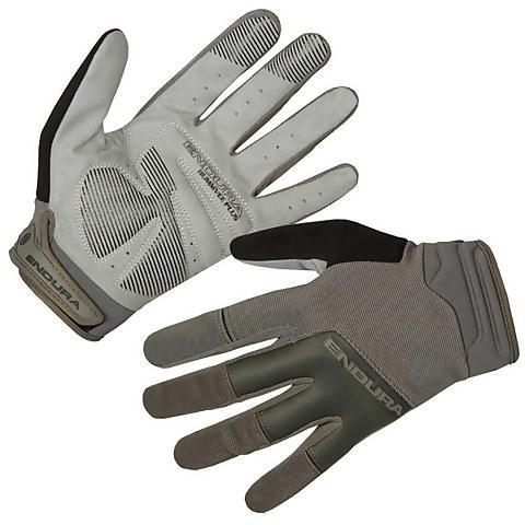 Hummvee Plus Glove II - Khaki