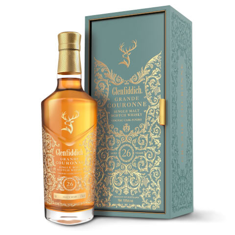 Glenfiddich Grande Couronne 26 Year Old Single Malt Scotch Whisky 70cl