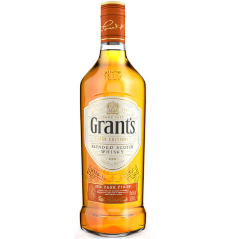 Grant's Rum Cask Edition Scotch Whisky 70cl