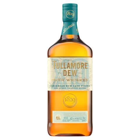 Tullamore D.E.W. XO Rum Cask Finish Triple Distilled Irish Whiskey 70cl