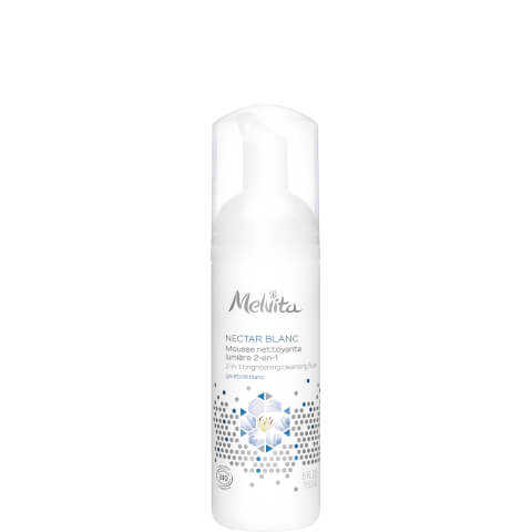 NECTAR BLANC Organic 2-in-1 Brightening Cleansing Foam 有機透白光感雙效潔面泡沫