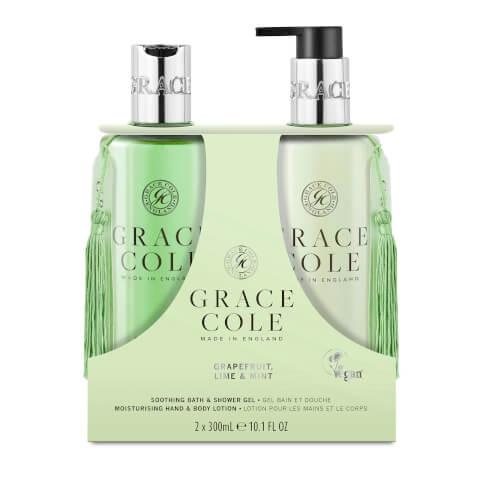 Grapefruit Lime & Mint Body Care Duo