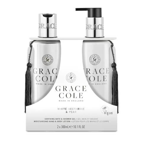 White Nectarine & Pear Body Care Duo