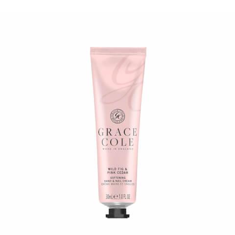 Wild Fig & Pink Cedar Hand & Nail Cream 30ml