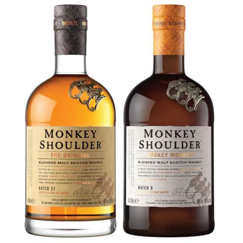 Monkey Shoulder Duo - Monkey Shoulder Original and Smoky Blended Malt Whisky
