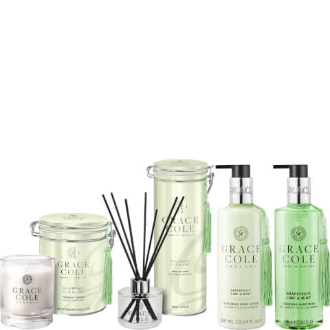 The Grapefruit Lime & Mint Ultimate Collection