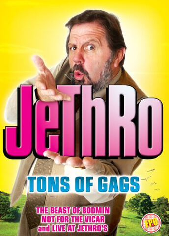 Jethro - Beast Of Bodmin Moor/Not For Vicar