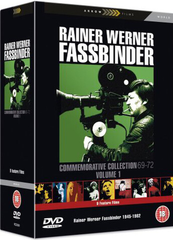 The Fassbinder Collection - Commemorative Ed. 1969 - 1972