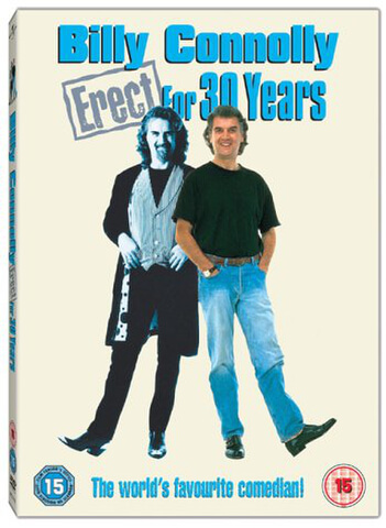 Billy Connolly - Erect For 30 Years