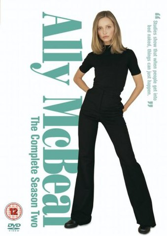 Ally McBeal - The Complete Season Two [M-Lock Packaging]