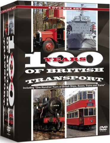 100 Years Of British Transport