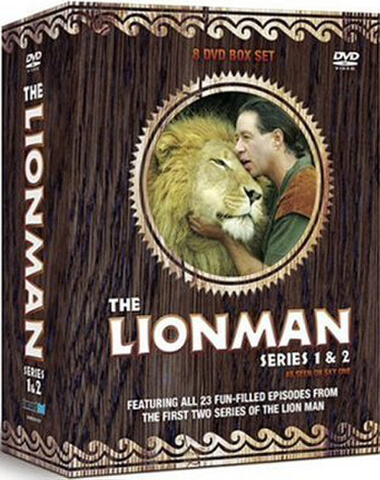 The Lion Man - Series 1 en 2 [8 Disc Box Set]