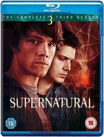 Supernatural - Seizoen 3 - Compleet