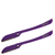 Lilibeth of New York Brow Shaper - Purple (Set of 2)