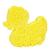 Spongellé Body Wash Infused Sponge Animals - Duck