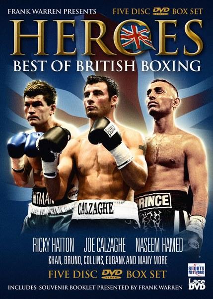 Best Of British Boxing Box Set