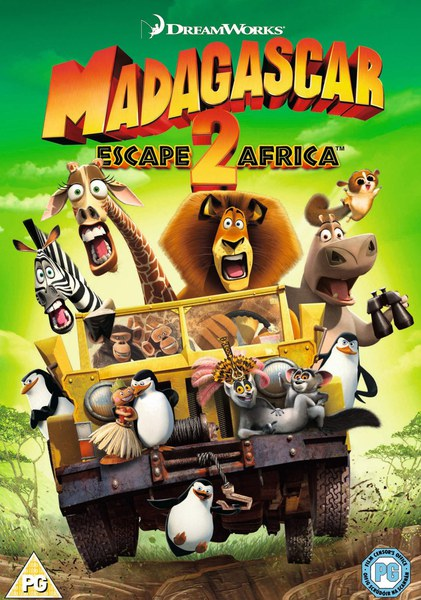 Madagascar Escape 2 Africa
