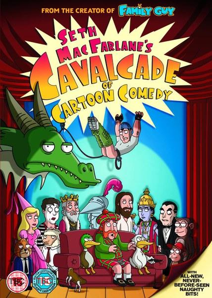 Seth Macfarlanes Cavalcade of Cartoon Comedy