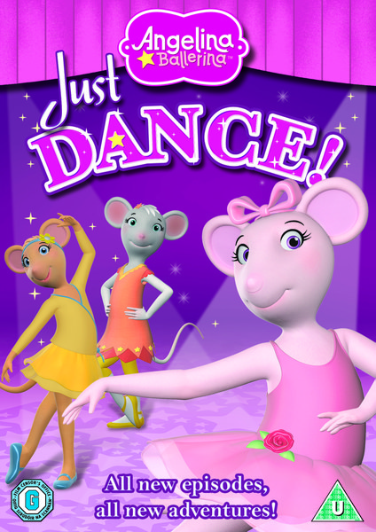 Angelina Ballerina - The Next Steps - Just Dance!