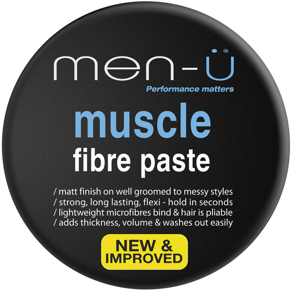 Creme men-ü Muscle Fibre (100ml)