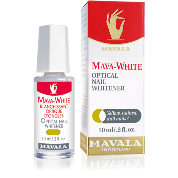 Mavala Mava-White - Optical Nail Whitener (10ml)