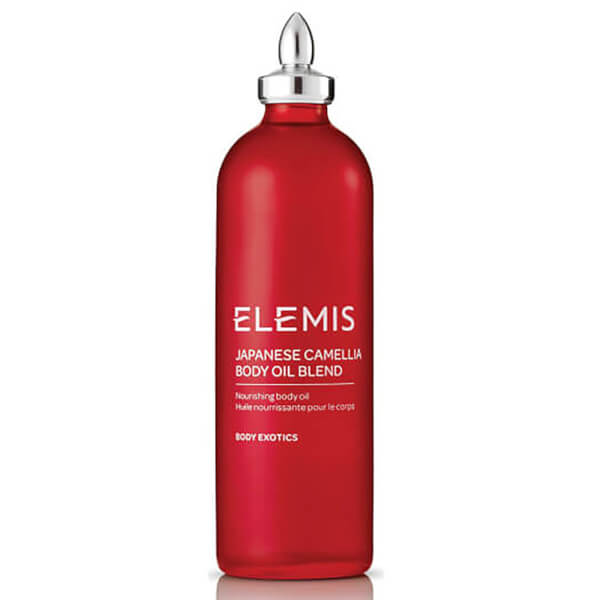 Elemis Japanese Camellia Body Oil Blend 100ml