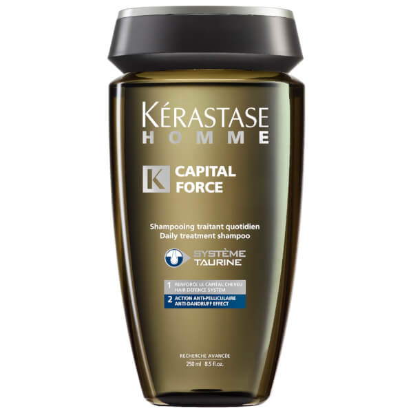Kérastase Homme Capital Force Anti Dandruff Shampoo (Anti-Schuppen) (250ml)