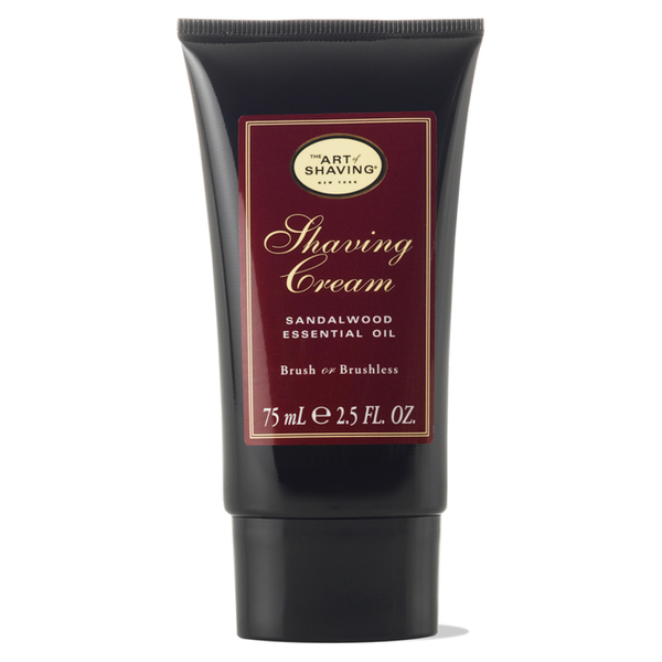 The Art of Shaving Shaving Cream-Sandalwood 75ml
